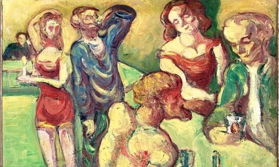 Au-cabaret-1887-by-Emile--005