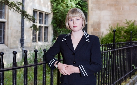 *For Use in The Evening Standard Only - Charges May Apply* Charlotte Proudman, Human Rights Lawyer Photographed on the streets of Cambridge