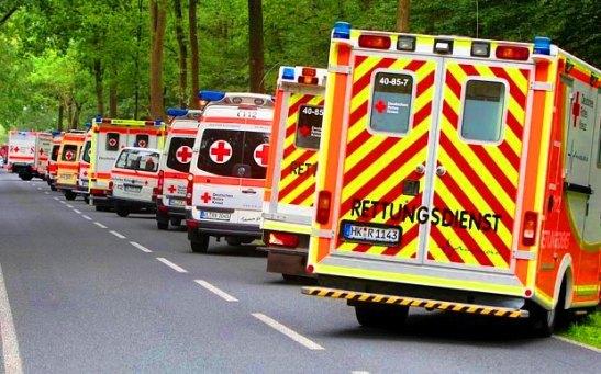 Germany Amphetamine Poisoning