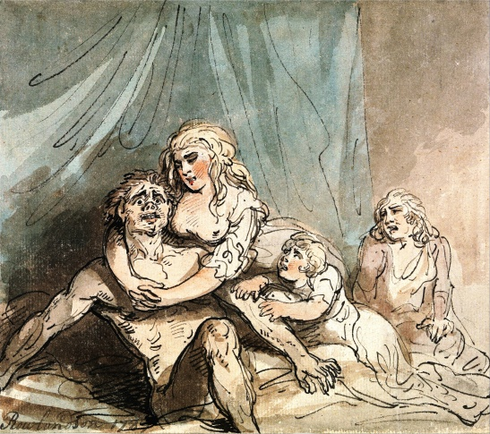 Thomas_Rowlandson_-_The_Maniac_-_Google_Art_Project