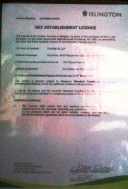scotsman licence
